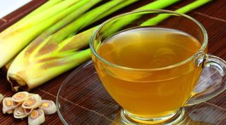 Lemongrass - medicinal uses & tea