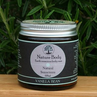 Vanilla Bean Natural Sunscreen