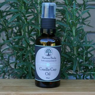 Cradle Cap Oil
