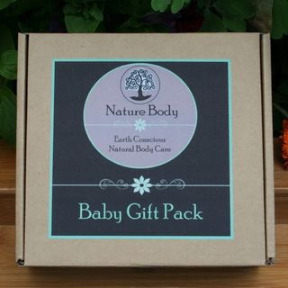 Natural Baby Gift Pack