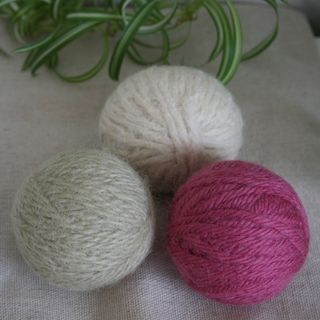 Upcycled Wool Dryer Balls - NEW