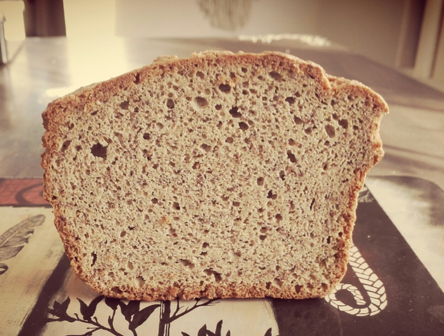 Grain Free, Low Carb Bread Recipe