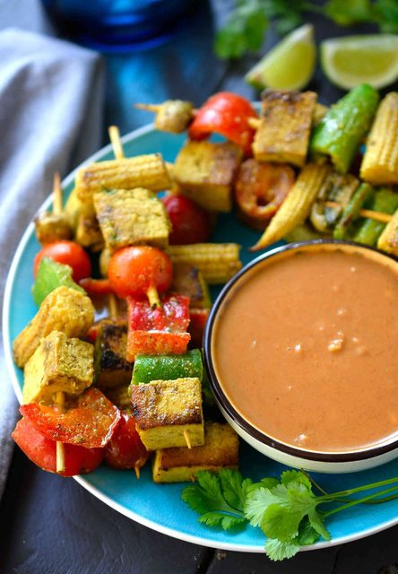 Super Simple Satay Sauce Recipe