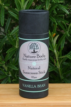Nature Body Natural Sunscreen