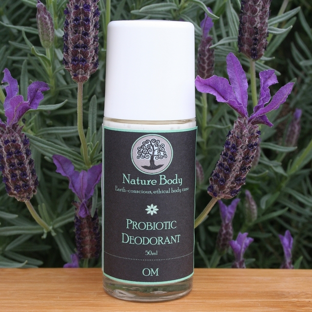 Probiotic Roll-On Deodorants