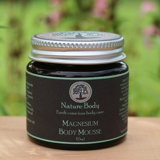 Magnesium Body Mousse Seconds
