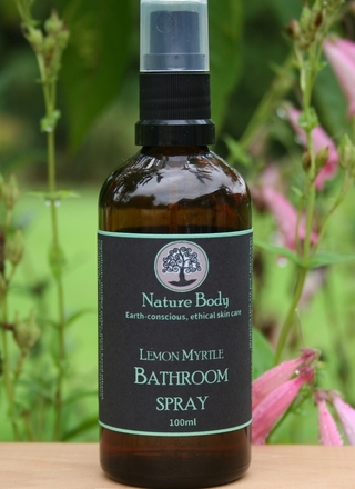 Lemon Myrtle Bathroom Spray
