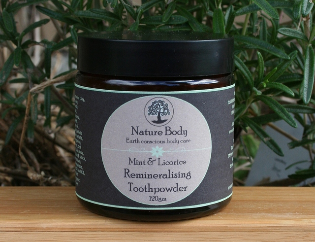 Remineralising Toothpowder - NEW
