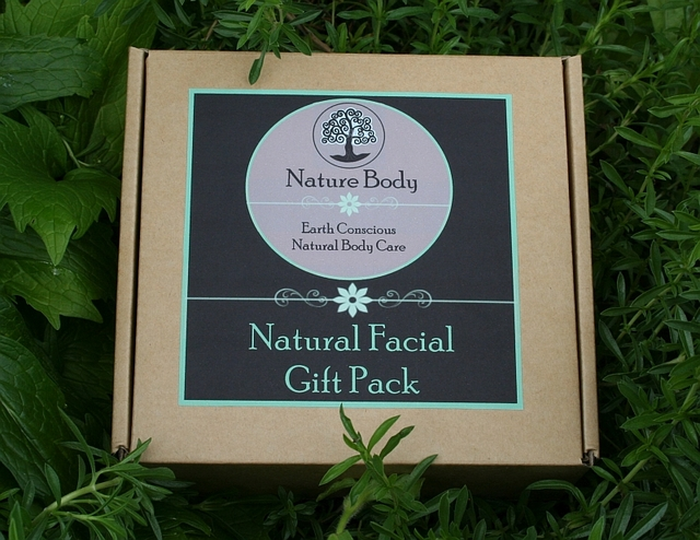 Natural Facial Gift Pack