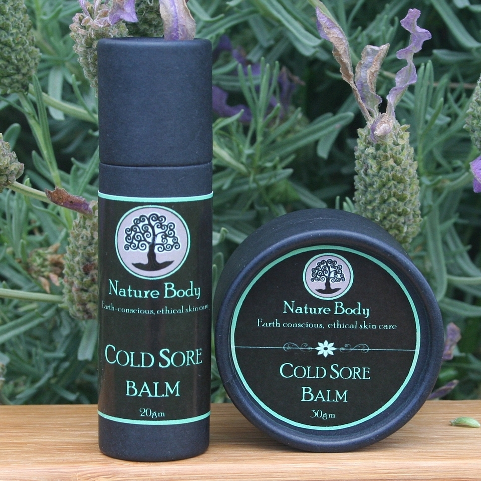 Cold Sore Balm - NEW
