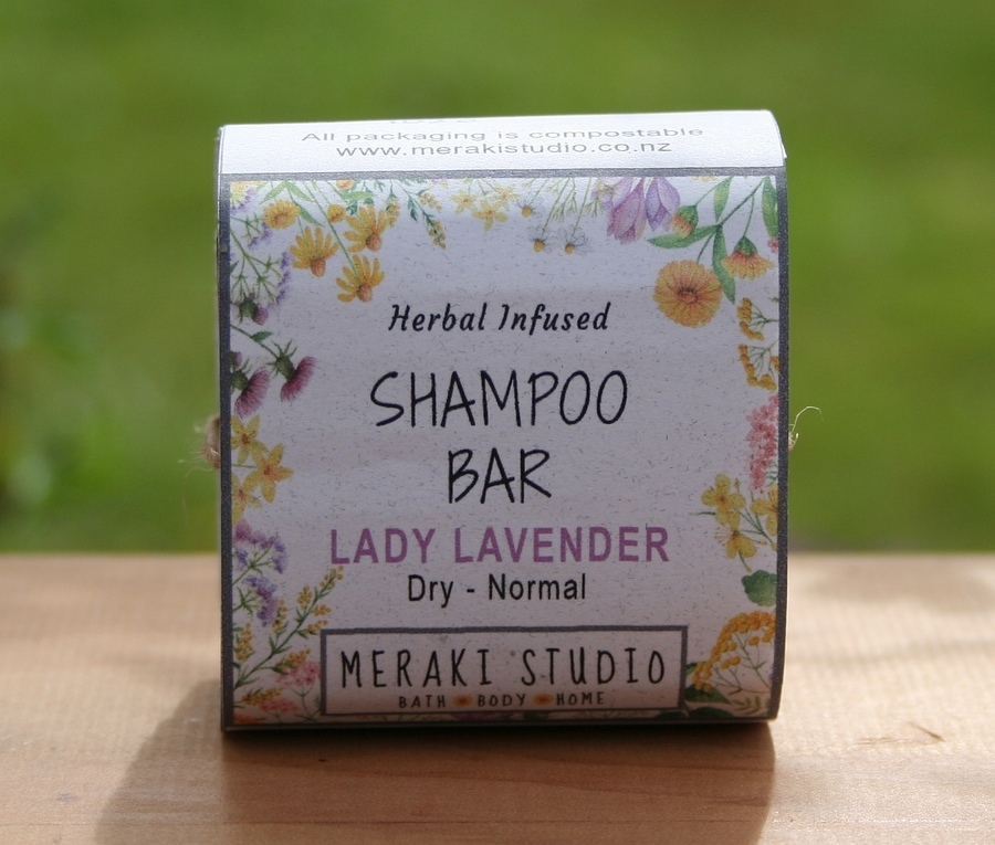 Shampoo Bar - Lady Lavender